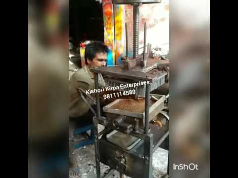 Semi Automatic Chalk Making Machine