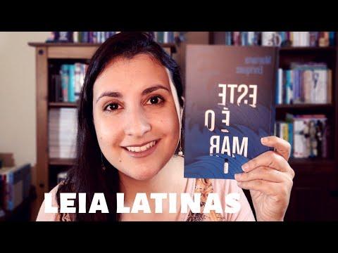 CLUBE LEIA LATINOS APRESENTA #3: Este é o mar (Mariana Enriquez) ??  | Jéssica Mattos