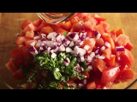 How to Make Pasta with Fresh Tomato Sauce   Pasta Recipe   Allrecipes.com