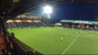 Time-lapse Of Edgeley Park On Match Day
