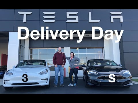 Tesla Model 3 Delivery Day - NOT PERFECT