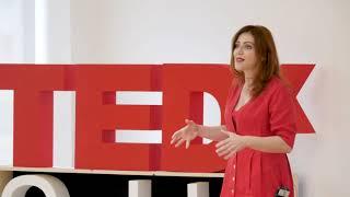"""""""Grazie, Lise Meitner"""" / Gabriella Greison nel TEDxSchio"""