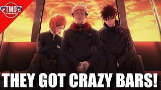 OK! This Is Fire!   Jujutsu Kaisen Rap Cypher Reaction!