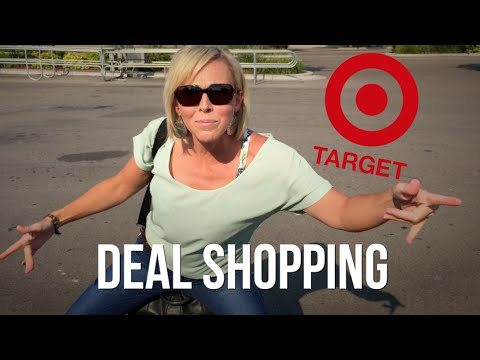 TARGET Deal Shopping [Clothing, Household, Grocery and MORE] | Deal Shopping with Collin