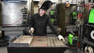 TIG Welding with the Forney Easy Weld® 100 ST