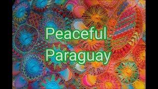 パラグアイ、美しすぎる民芸品-VLOG#4