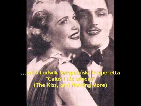Old Polish tango: Adam Aston - Odrobinę szczęścia w miłości, 1934