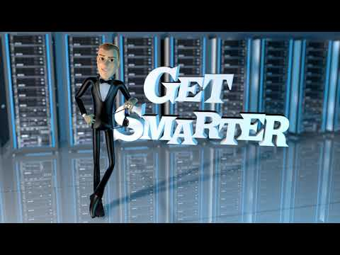 """Get Smarter"" Animated Open"