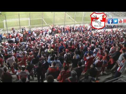 """Club Deportivo Moron Vs. C. A. Rosario Central"" Barra: Los Borrachos de Morón • Club: Deportivo Morón"