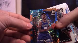 2017/18 Donruss FB Optic, Optic & Contenders NBA 6 Box