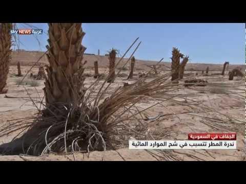 الجفاف يهدد الموارد المائية السعودية