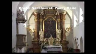 preview picture of video 'Kostel Nanebevzetí Panny Marie.wmv'