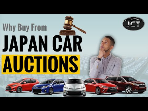 Why Buy Used Cars from Japan Auction ?