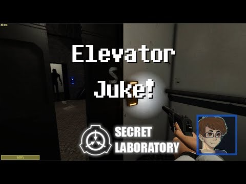 SCP Secret Laboratory Elevator Juking - смотреть онлайн на