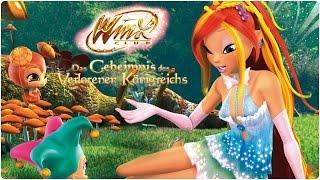 Winx Club: Das Geheimnis des Verlorenen Königsreichs | ganzer Film!