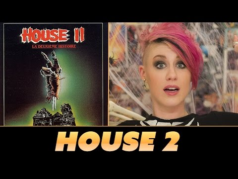 Favorite Obscure Horror Movie: House 2 | Retro Review (1987)