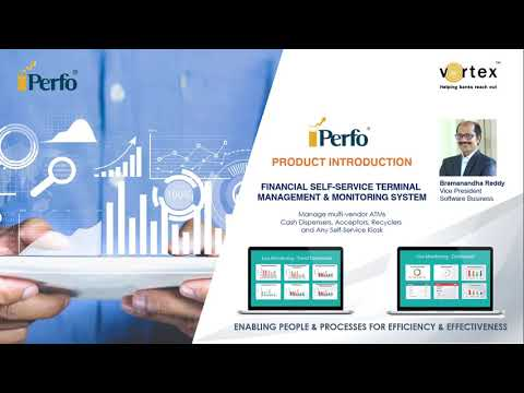 Vortex Perfo - A Multi-vendor ATM Management and Monitoring System