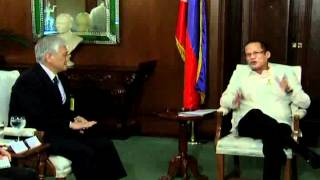 Courtesy Call of JBIC Chief Executive Office Hiroshi Watanabe - 5/4/2012