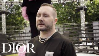 Dior Men's Summer 2019 Show - Interview With Kim Jones
