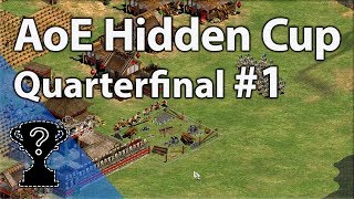 AoE2 Hidden Cup | Quarterfinal #1