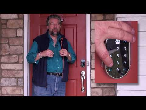 The Nest x Yale Deadbolt – Demonstrated!