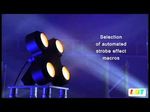 Nova 400 LED 4 Way Blinder - Audience Blinder Lights / LED Blinder Light / COB Blinder