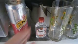 Как сделать джин тоник в домашних