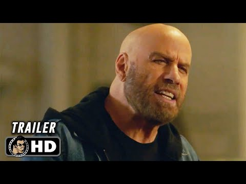 DIE HART Official RedBand Trailer (HD) Kevin Hart, John Travolta