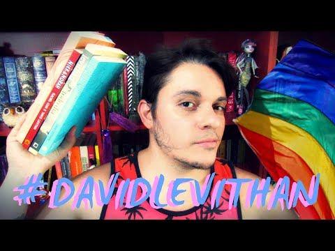 5 MELHORES LIVROS - DAVID LEVITHAN