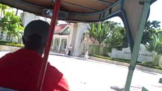 preview picture of video 'Motorbike-buggy tour of Samana DR'