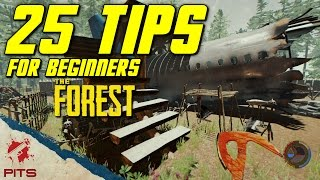 25 Beginner Tips For The Forest   The Forest Guide