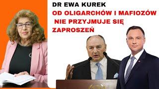 Dr Ewa Kurek o odwołaniu wizyty prezydenta Dudy w Izraelu