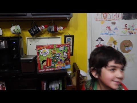 Elf on the Shelf brought us Ryans World Advent Calendar