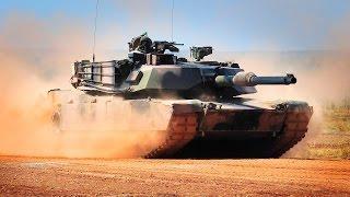 Мегамашины - Танк M1A2 Abrams