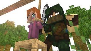 Villager Life 2   Craftronix Minecraft Animation