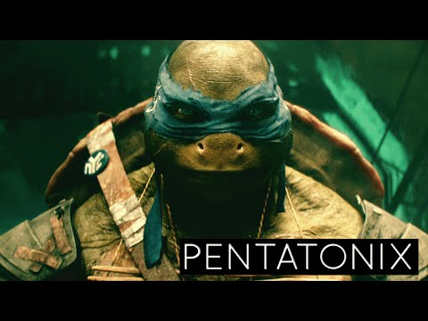 We Are Ninjas (Song) by Pentatonix