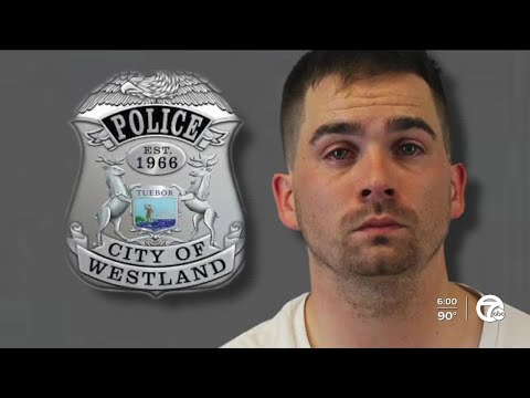 Westland Police Officer Facing Serious Charges