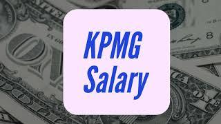 KPMG Salary 2018 💵