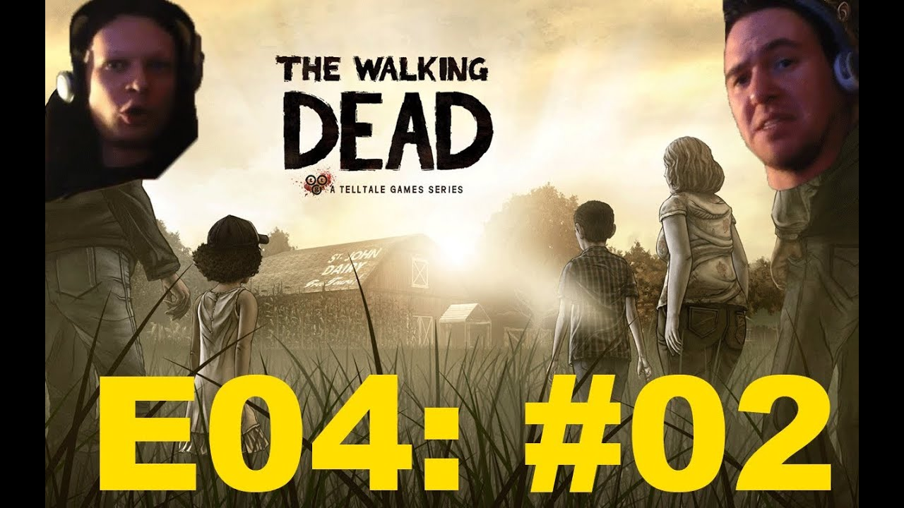Spiele-Ma-Mo: The Walking Dead – Episode 4 (Part 2 und 3)