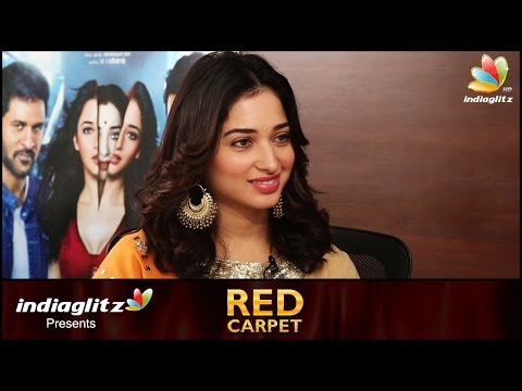 Tamanna-Interview--Being-highest-paid-actress-is-serious-responsibility-Red-Carpet-by-Sreedhar