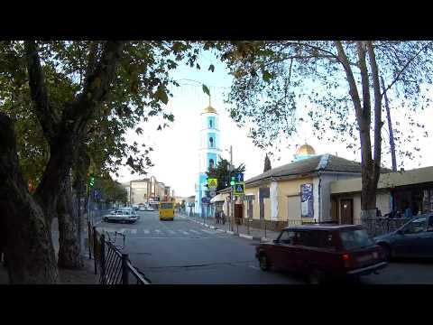Крым, Судак, 12 октября 2019, улица Ленина. Колокольный звон