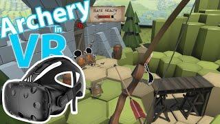 Archery in VR
