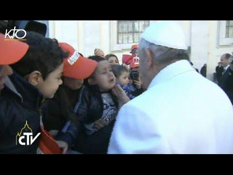 L'Evangile avec François du 16 février 2015