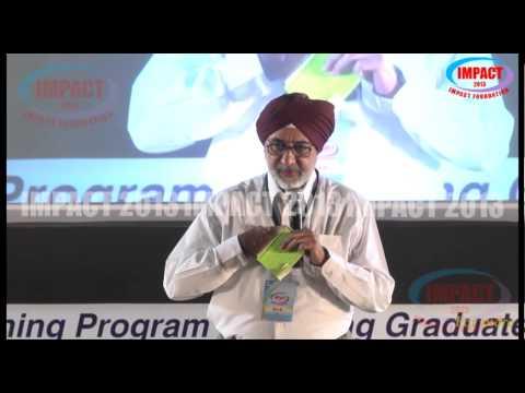 Decision Making| Harinder Singh|TELUGU IMPACT Hyd 2013