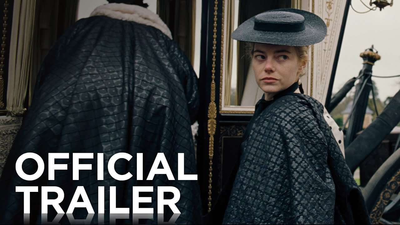 The Favourite Official Trailer