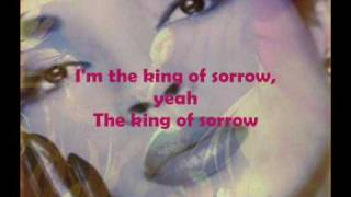 Sade King Of Sorrow With Lyrics