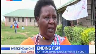 Anti FGM body lauds President Kenyatta for firmly supporting anti FGM campaigns