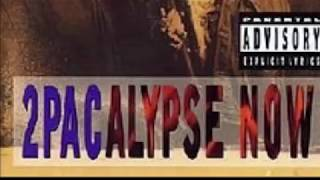 2pac -  #1 Young Black Male  (with lyrics! )