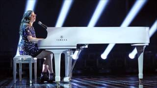 Abi Alton // Living On A Prayer (X Factor Week 1)