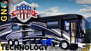 10 Impressive Motorhomes and RVs | Made in The USA